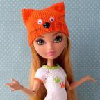 Апельсиновая кошечка аватар